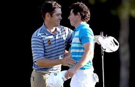McIlroy and Oosthuizen