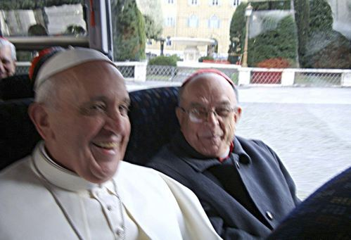 Francis minibus