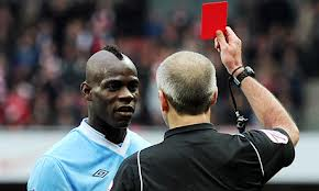 For all his escapades, Manchester City chose not to sack Mr Balotelli