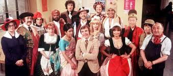 "The ""Mind Your Language"" cast - racial stereotypes were ten for a pound in the 1970s"