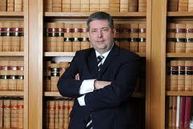 Frank Mulholland QC. The Lord Advocate who, despite what the BBC says, is not a Lord yet