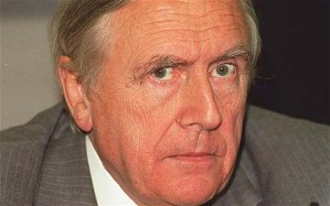 The late Lord Gilbert