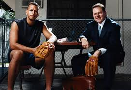 Alex Rodriguez and his agent, Scott Boras, who managed to overshadow the World Series in 2007