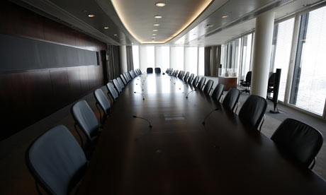 Rangers Board Members and Executives gather for a series of meetings